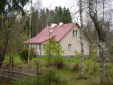 Villa kiviprofiil plekk katus
