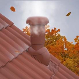Katuse ventilatsiooni läbiviik